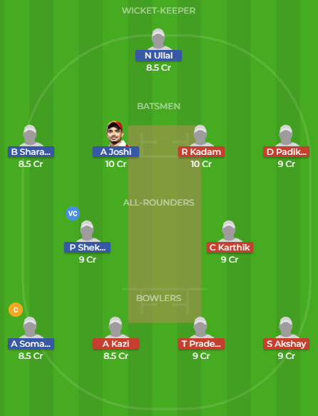SL vs BT dream11