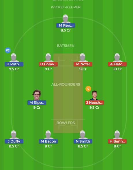 Otg vs wel dream11