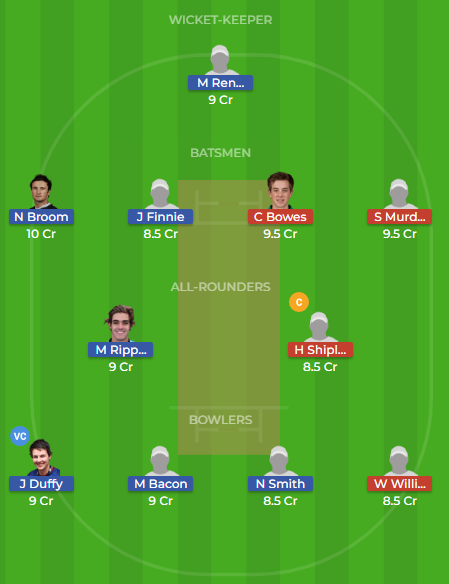 ctb vs otg dream11