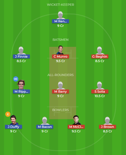 otg vs auk nzodd dream11