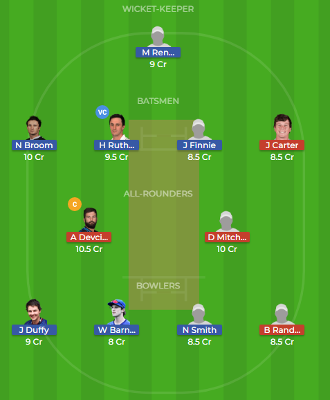 otg vs nk dream11