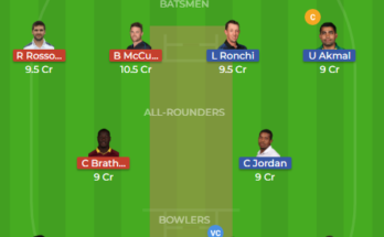 pun vs raj dream11