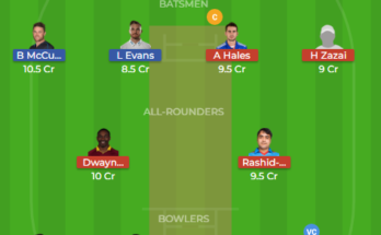 raj vs mar dream11