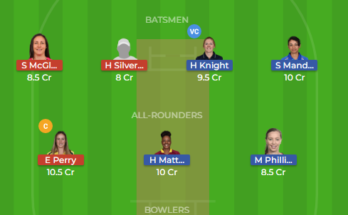 Hb vs ss dream11