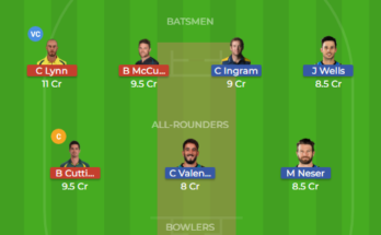 bh vs as dream11