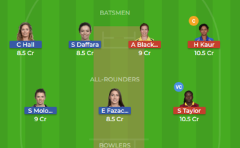 hb vs st 29th dream11 team