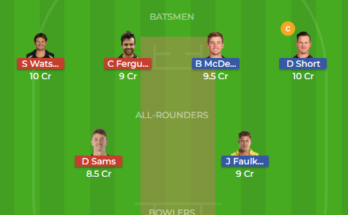 hbh vs sdt dream11