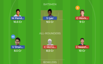 in a vs nz a dream11