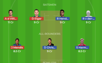 joz vs tst dream11