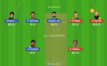 pak vs sa dream11