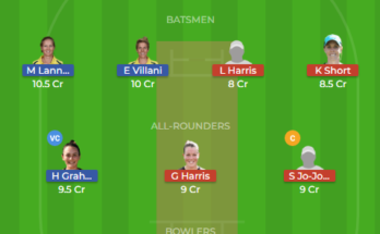ps w vs bh w dream11
