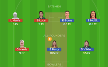 ss w vs bh w dream11
