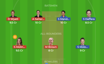 hb vs mr dream11