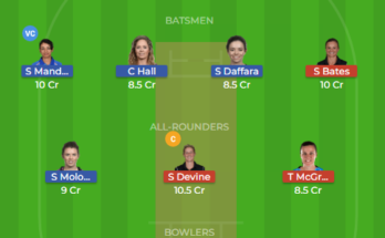 hb w vs as w dream11