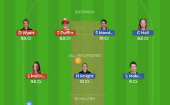 hb w vs mr w dream11 team2