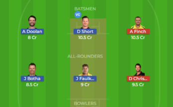 hbh vs mlr dream11