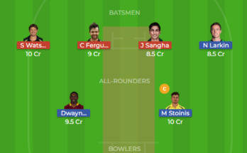 mls vs sdt team2 dream11