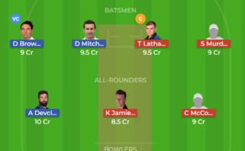 nk vs ctb dream11