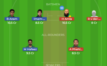 pak vs sa 3rd odi dream11