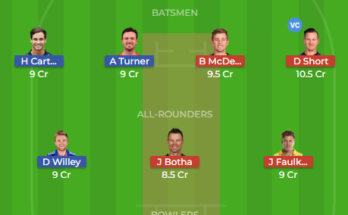 ps vs hbh dream11 team2