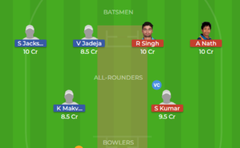 sau vs up dream11
