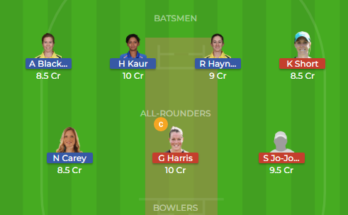 st w vs bh w dream11