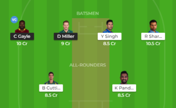 kxip vs mi dream11