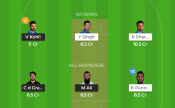 rcb vs mi dream11