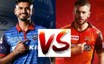 DC Vs SRH Dream11