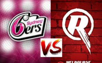 SYS vs MLR Dream11 Big Bash